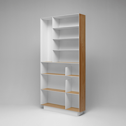 D.357.1 Bookcase | Shelves | Molteni & C