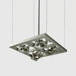 Diapason Kwadro Horizontal | Spotlights | Kreon
