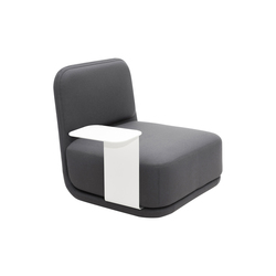 Standby chair medium | Lounge-work seating | Softline A/S