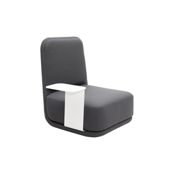 Standby chair high | Lounge-work seating | Softline A/S