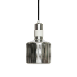 Riddle Pendant White & Chrome | Iluminación general | Bert Frank