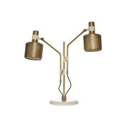 Riddle Double Table Light | Lampade tavolo | Bert Frank