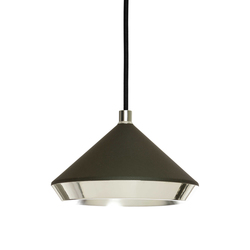 Shear Pendant Black & Chrome | General lighting | Bert Frank