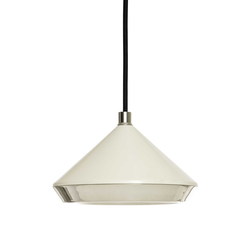 Shear Pendant White & Chrome | General lighting | Bert Frank