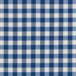 NIZZA-CHECK - 96 MARINE | Outdoor upholstery fabrics | Nya Nordiska
