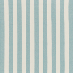 NIZZA-STRIPE - 42 AQUA | Tessuti decorative | Nya Nordiska