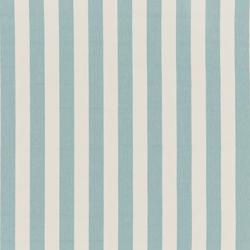 NIZZA-STRIPE - 42 AQUA | Outdoor upholstery fabrics | Nya Nordiska