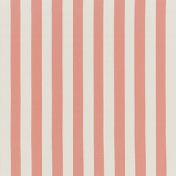 NIZZA-STRIPE - 44 ORANGE | Outdoor upholstery fabrics | Nya Nordiska