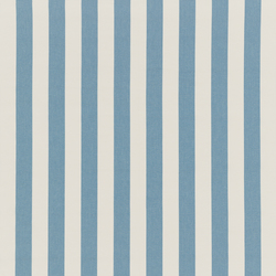 NIZZA-STRIPE - 45 AZURE | Tessuti decorative | Nya Nordiska