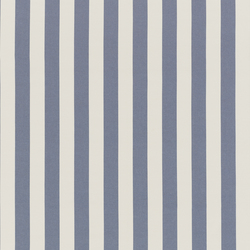 NIZZA-STRIPE - 46 MARINE | Outdoor upholstery fabrics | Nya Nordiska