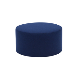 Drum pouf large | Poufs | Softline A/S