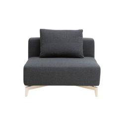 Passion single | Modular seating elements | Softline A/S