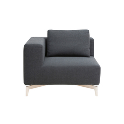 Passion corner | Modular seating elements | Softline A/S