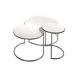 Naos | Side tables | Tisettanta