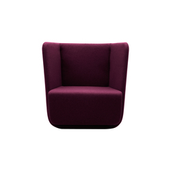 Basket chair low | Poltrone lounge | Softline A/S