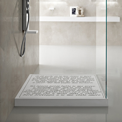 Concerto | Shower trays | Toscoquattro