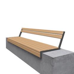 Hop Hop | Exterior benches | miramondo