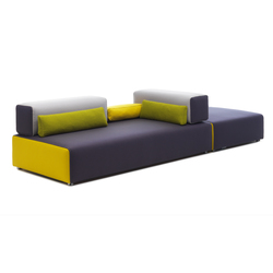 Ponton sofa | Sofás lounge | Leolux