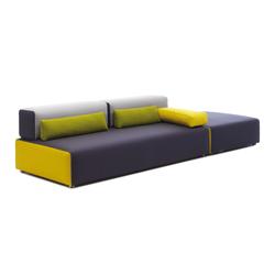 Ponton sofa | Lounge sofas | Leolux