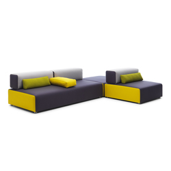 Ponton sofa | Modular seating systems | Leolux