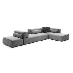 Ponton Ecksofa | Modulare Sitzgruppen | Leolux