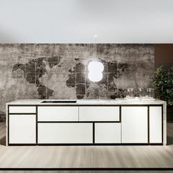 Opera | Island kitchens | Tisettanta