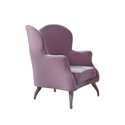 Bonaparte Chair | Loungesessel | GUBI