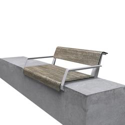 Il Posto XL | Exterior benches | miramondo