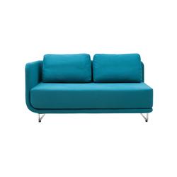 Setup sofa | Modular seating elements | Softline A/S