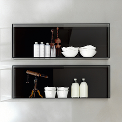 Mensola contenitore | Contenitori bagno | Toscoquattro