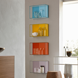 Shelf-container | Wall cabinets | Toscoquattro