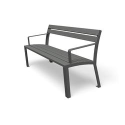 La Strada | Exterior benches | miramondo