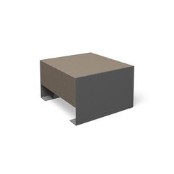 Passepartout Concrete | Sedie da esterno | miramondo