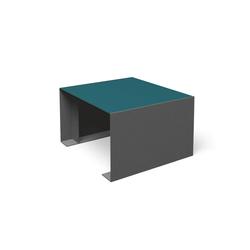 Passepartout HPL | Exterior chairs | miramondo