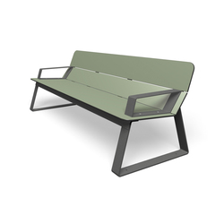Superfly | Exterior benches | miramondo