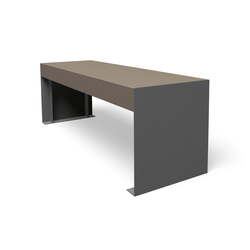 Passepartout Concrete | Exterior tables | miramondo