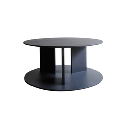 Axis low table | Lounge tables | Studio Brovhn