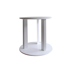 Axis side table | Beistelltische | Studio Brovhn