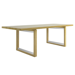 Bridge table | Esstische | Studio Brovhn