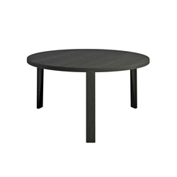 Hexa table round | Esstische | Studio Brovhn