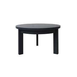 Radius low table round | Lounge tables | Studio Brovhn