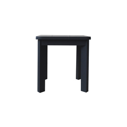 Radius side table square | Tables d'appoint | Studio Brovhn