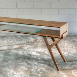 Milano wooden console | Console tables | Tisettanta