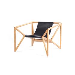M3 Loungechair | Sillones lounge | Neue Wiener Werkstätte