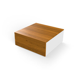 Low Box 37/90 | Tables basses de jardin | Viteo