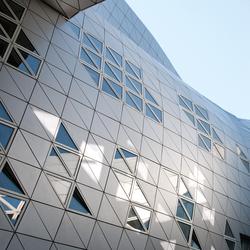 ALUCOBOND® anodized look | C0/EV1 | facade | Facade systems | 3A Composites