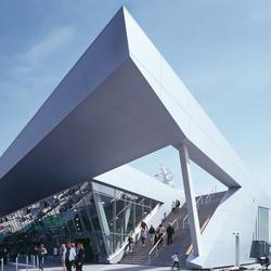 ALUCOBOND® Anodized Look | C0/EV1 | Fassade | Fassadenbeispiele | 3A Composites