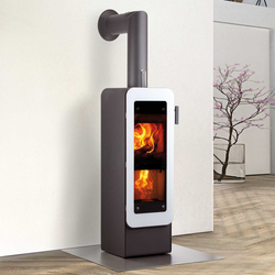BIONIC FIRE | Wood burning stoves | Attika Feuer