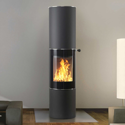 NEW PILAR | Wood burning stoves | Attika Feuer