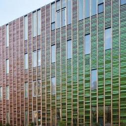 ALUCOBOND® Spectra | Autumn 915 | facade | Facade design | 3A Composites